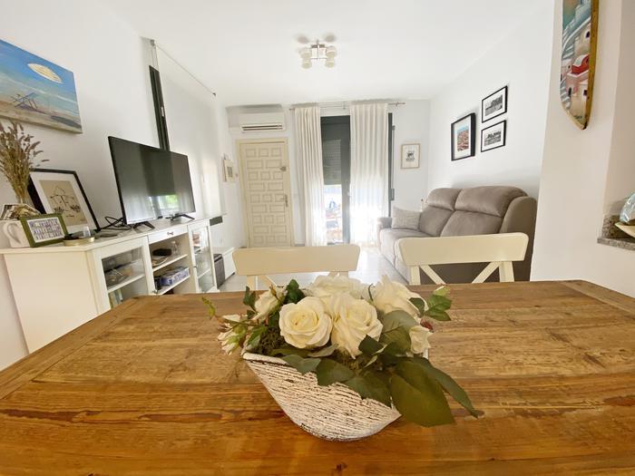 Semidetached house -                                       L´escala -                                       2 bedrooms -                                       0 persons